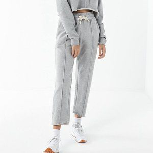 NWOT UO cropped high-waisted sweatpants size S